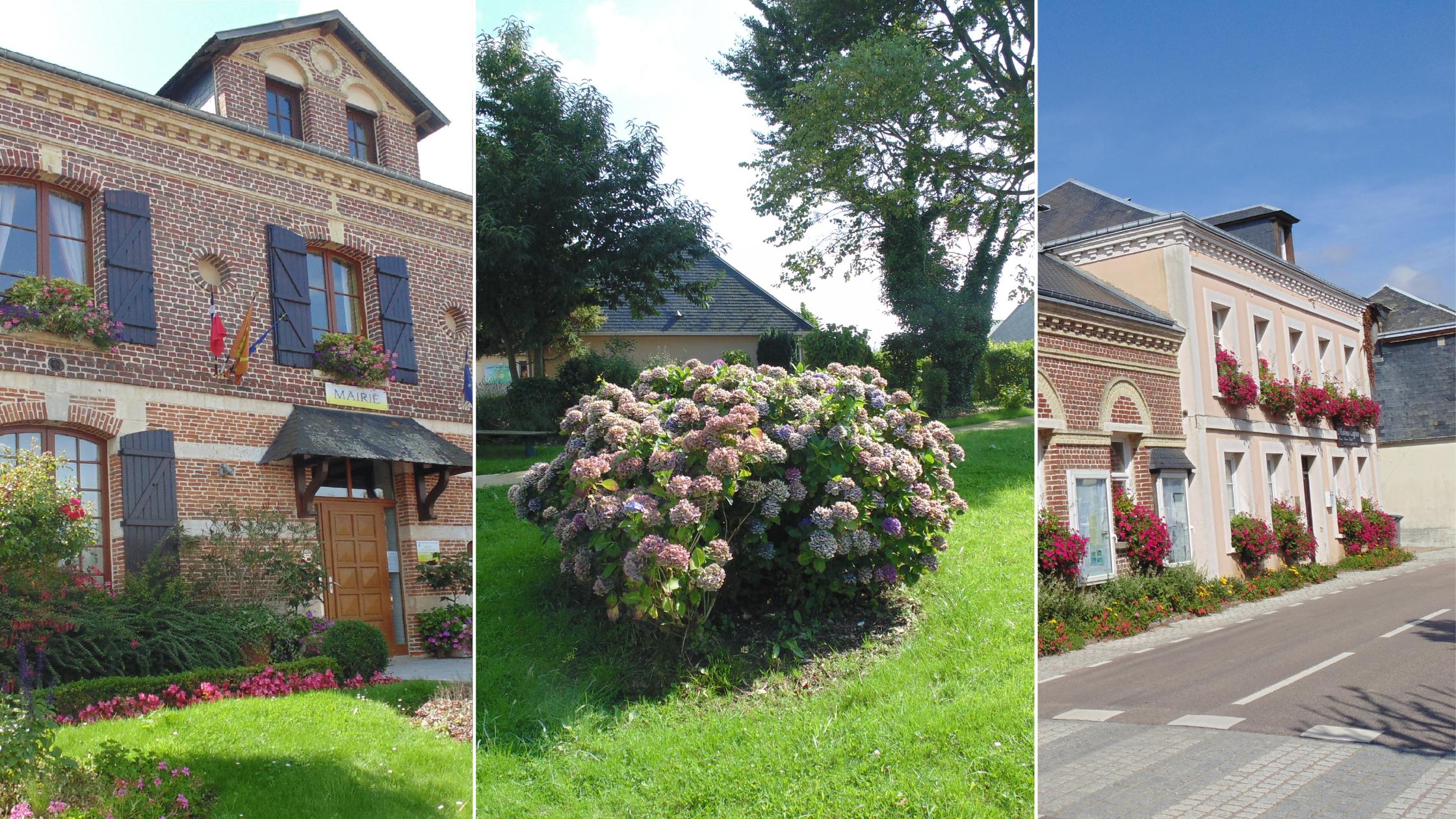 Commune de Sainneville-sur-Seine