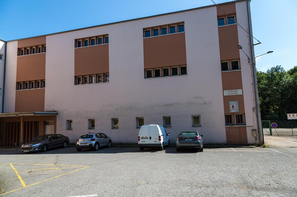 Gymnase Culturel du Bas-Steinbesch