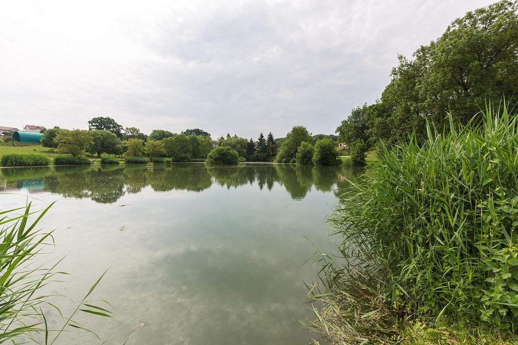 Plan d'eau de Chémery