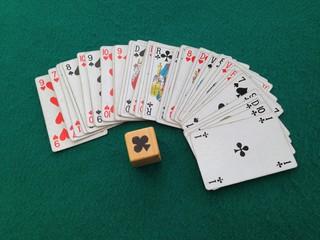 Logo jeux sté tapis cartes
