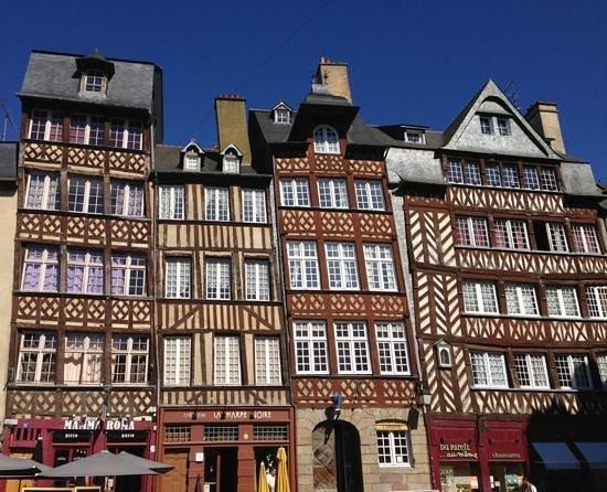 Sortie Rennes historique