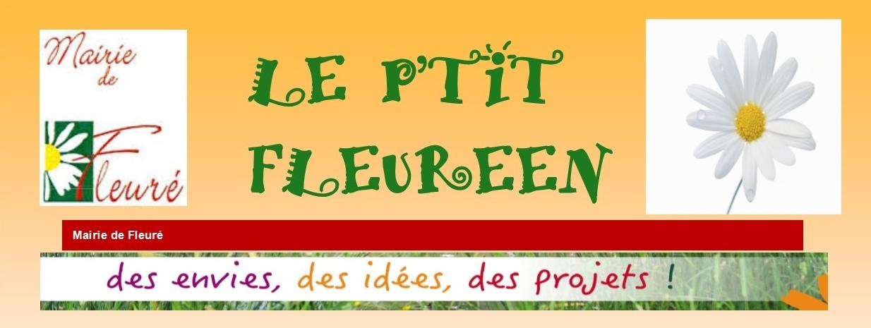Logo P'tit Fleuréen