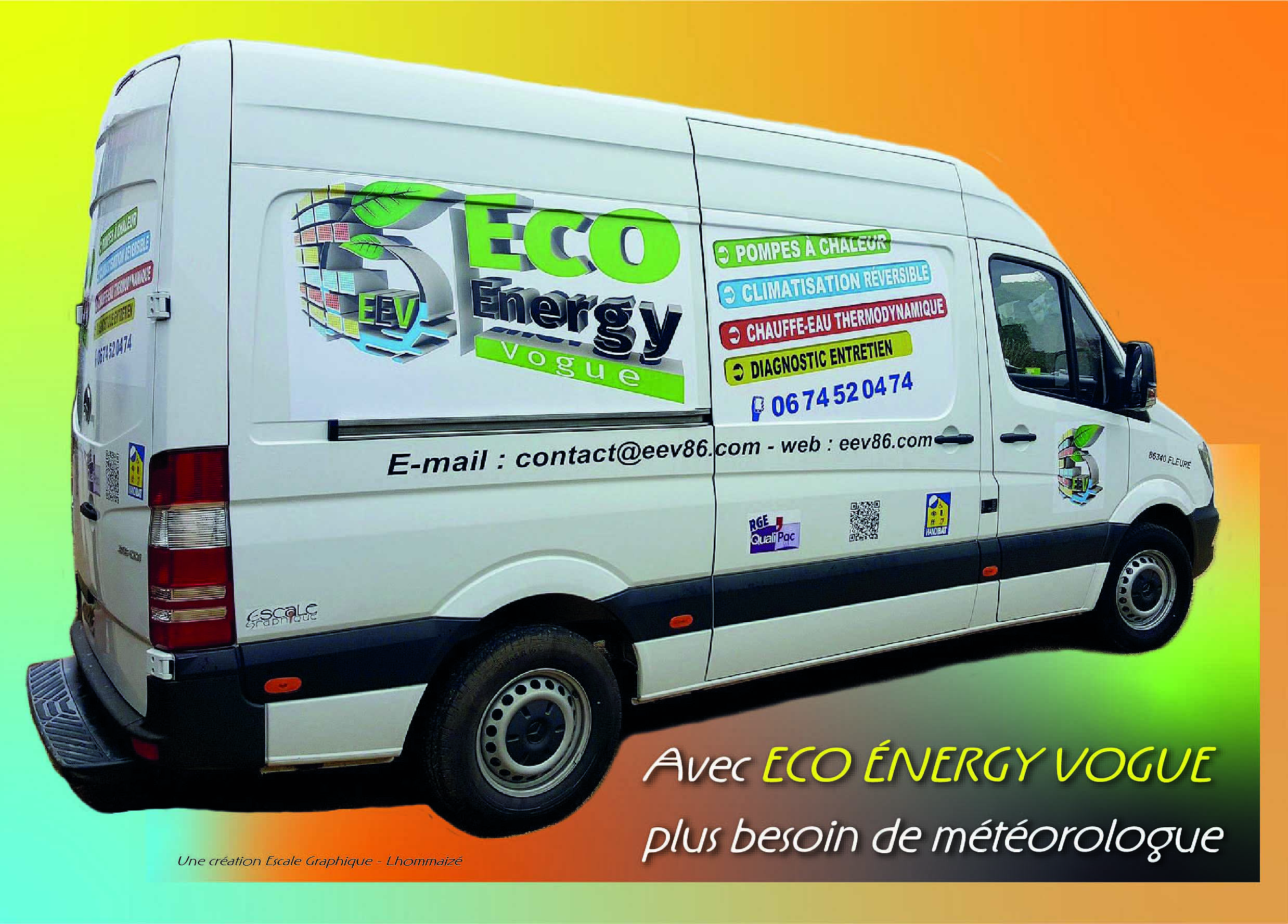 Eco EnergyVogue EEV86