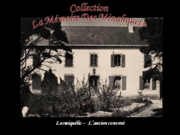 L'ancien couvent