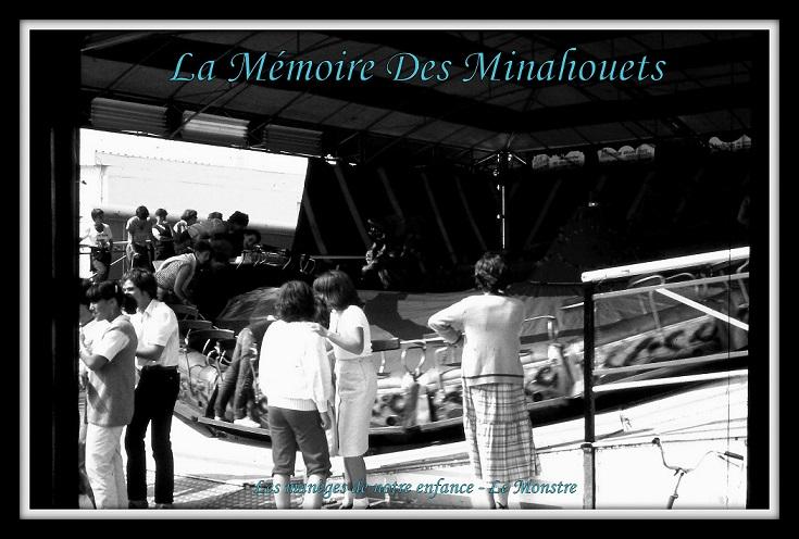 1981 - Le monstre - Manège de Jacky LEMOINE-N_B.jpg