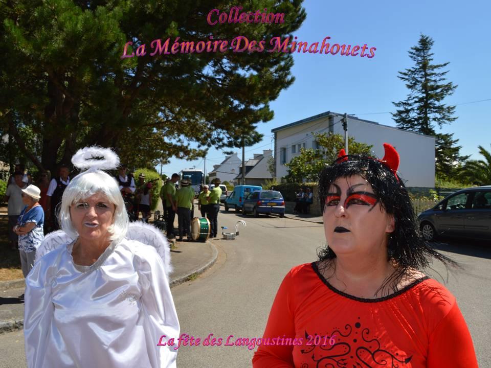 Défilé-Les soeurs LE PORT