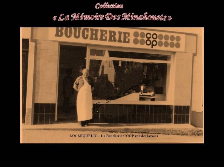 Boucherie COOP