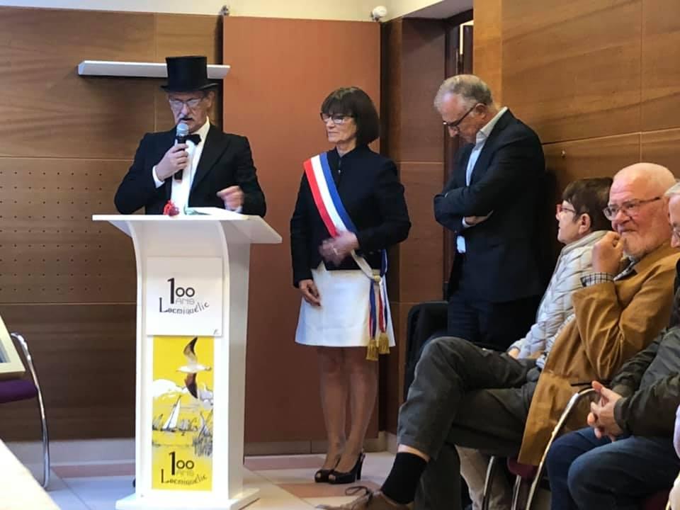 Discours 1er maire par CLRX