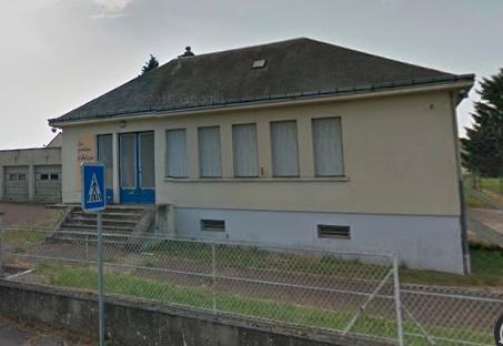 Bureau ancienne gendarmerie