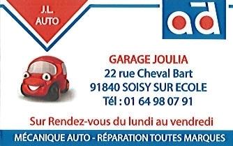 Garage AD - Joulia