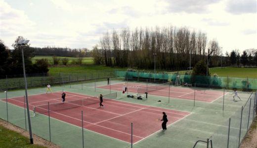UNION SPORTIVE DE SOISY SUR ECOLE (USSE) Section Tennis