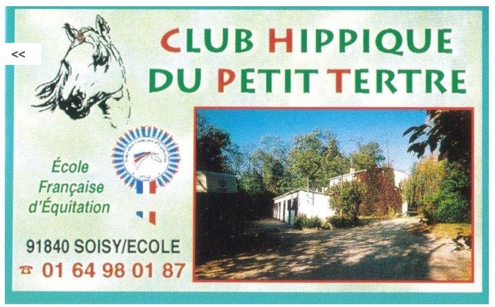 Club Hippique du Petit Tertre