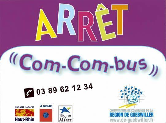 COMCOM BUS