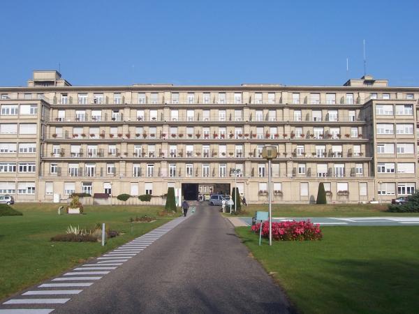 Hôpital pasteur de Colmar
