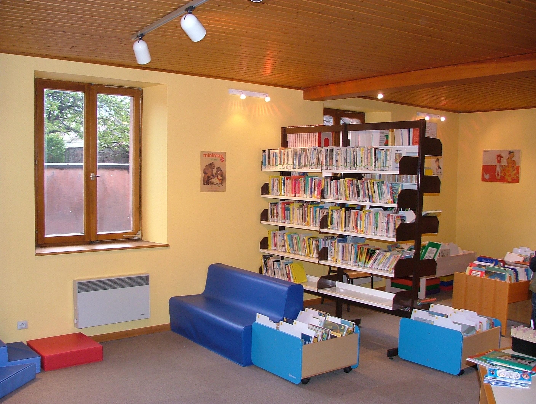 Bibliothèque de Bergholtz