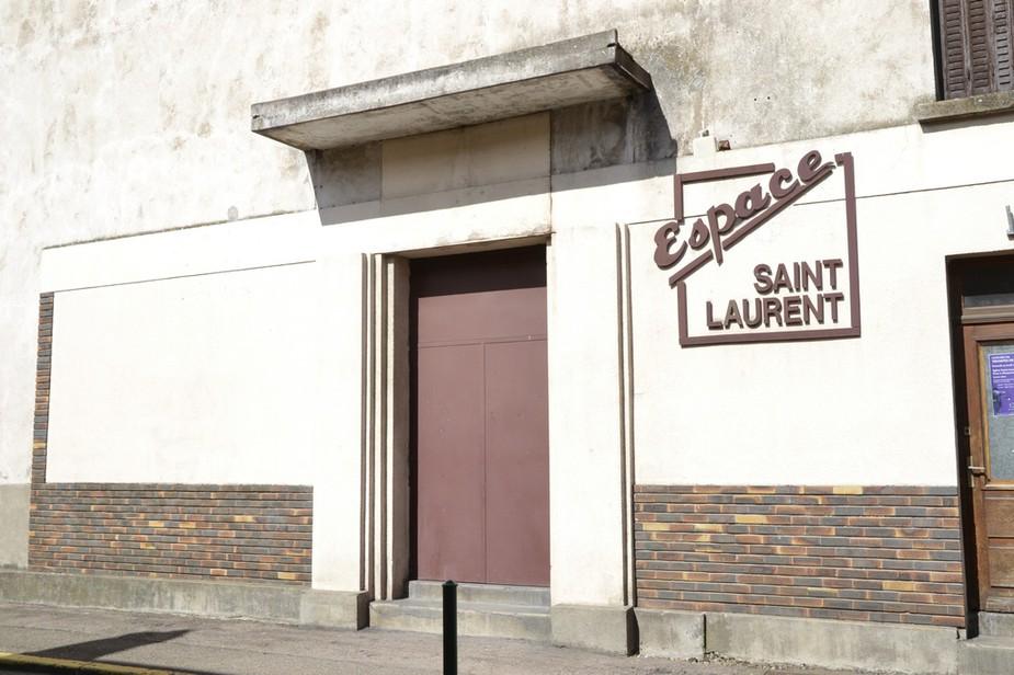 Espace Saint Laurent