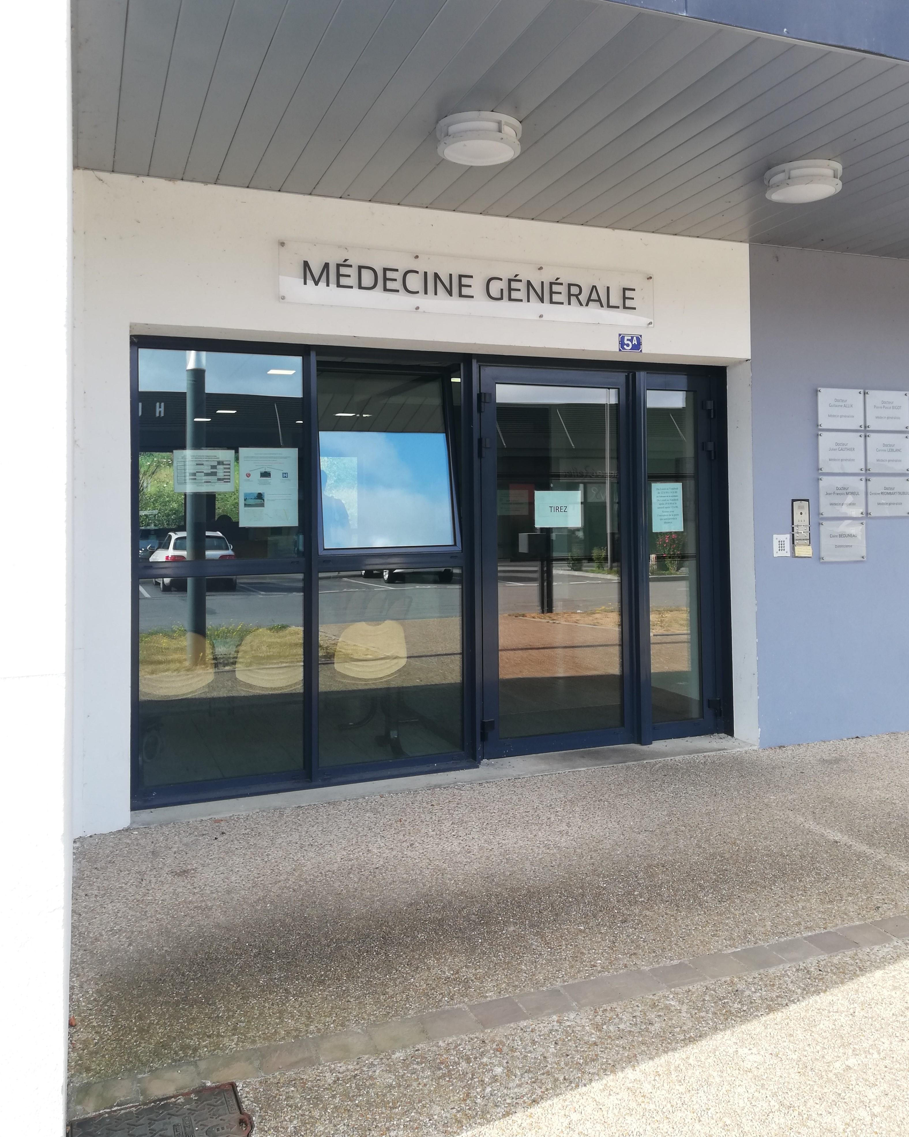 Cabinet de médecine générale