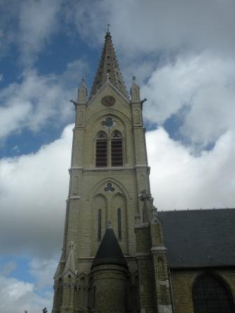2009-07 Flèche église 2.jpg