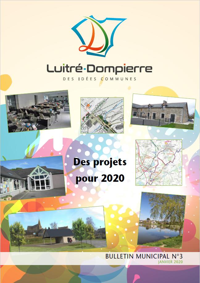 Bulletin Municipal - Janvier 2020