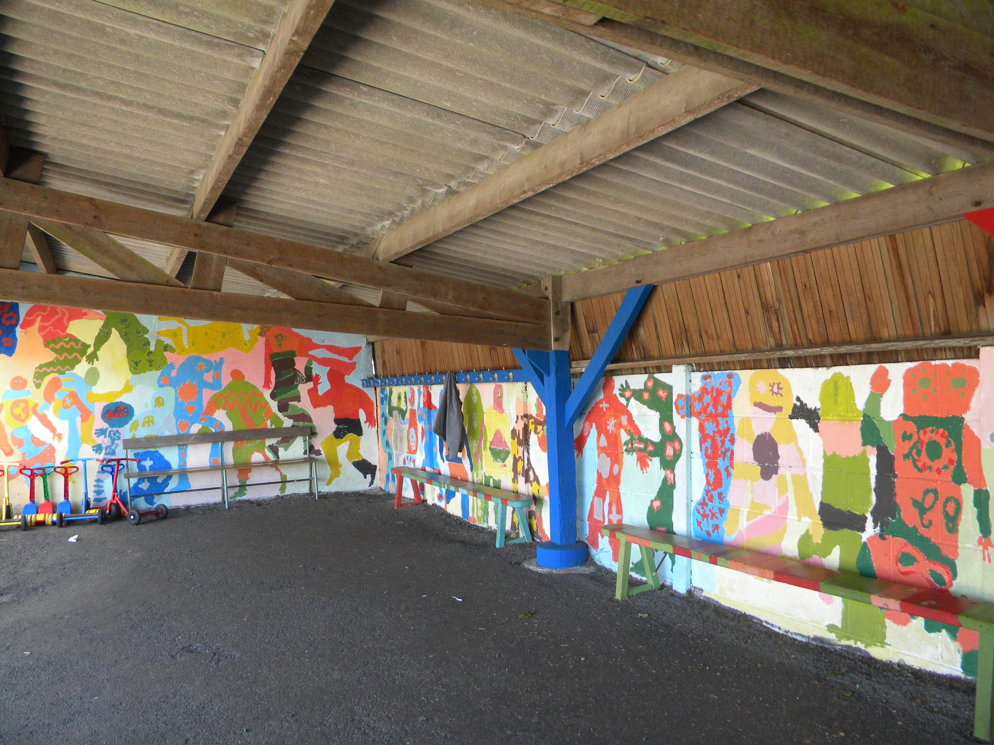 Ecole Luitré