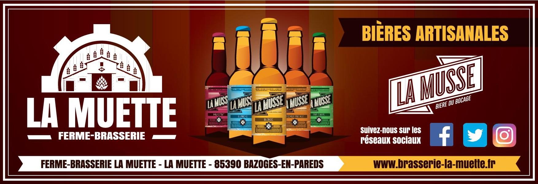 Ferme-Brasserie La Muette
