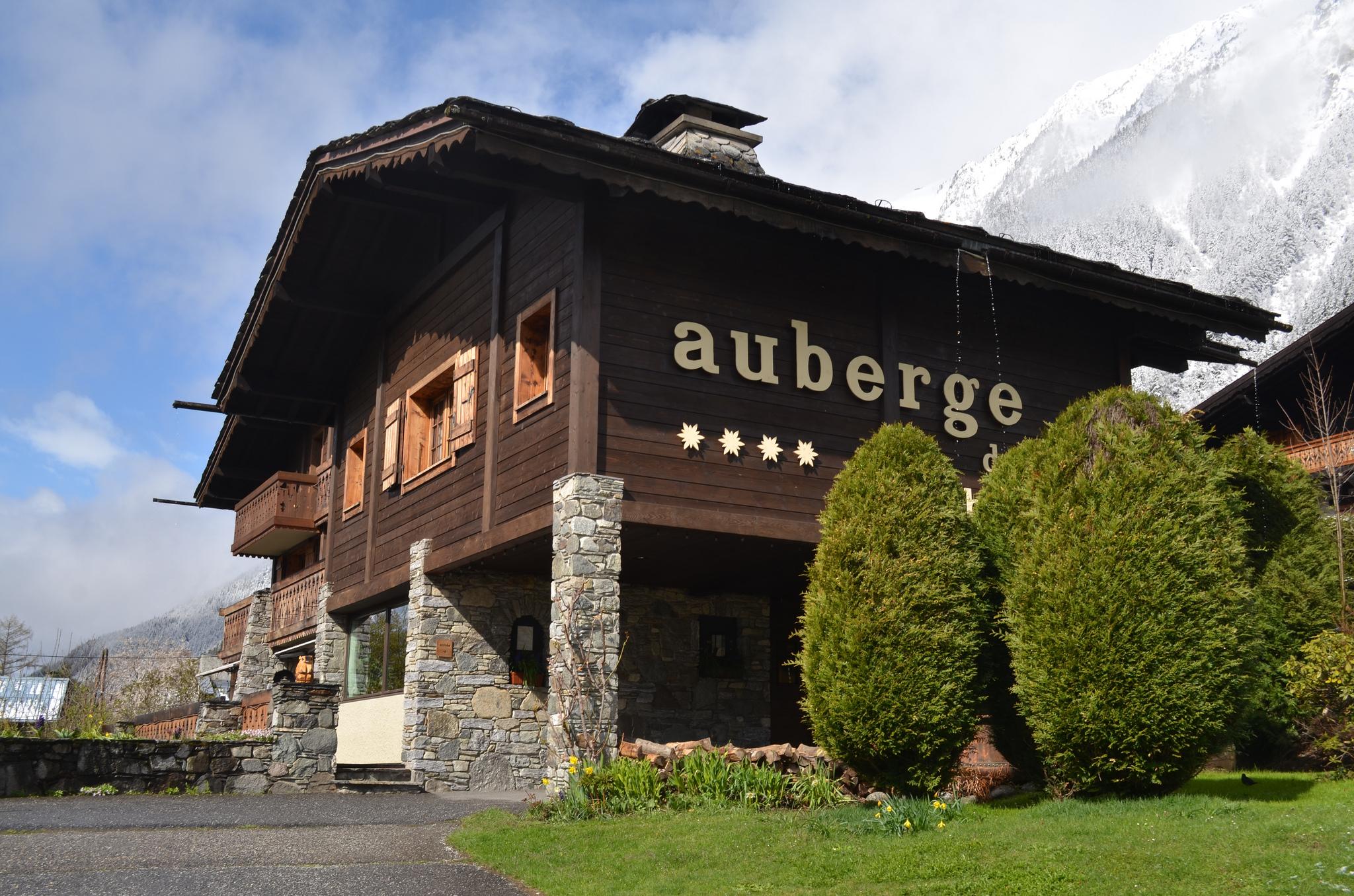 L'Auberge de Chabreuil