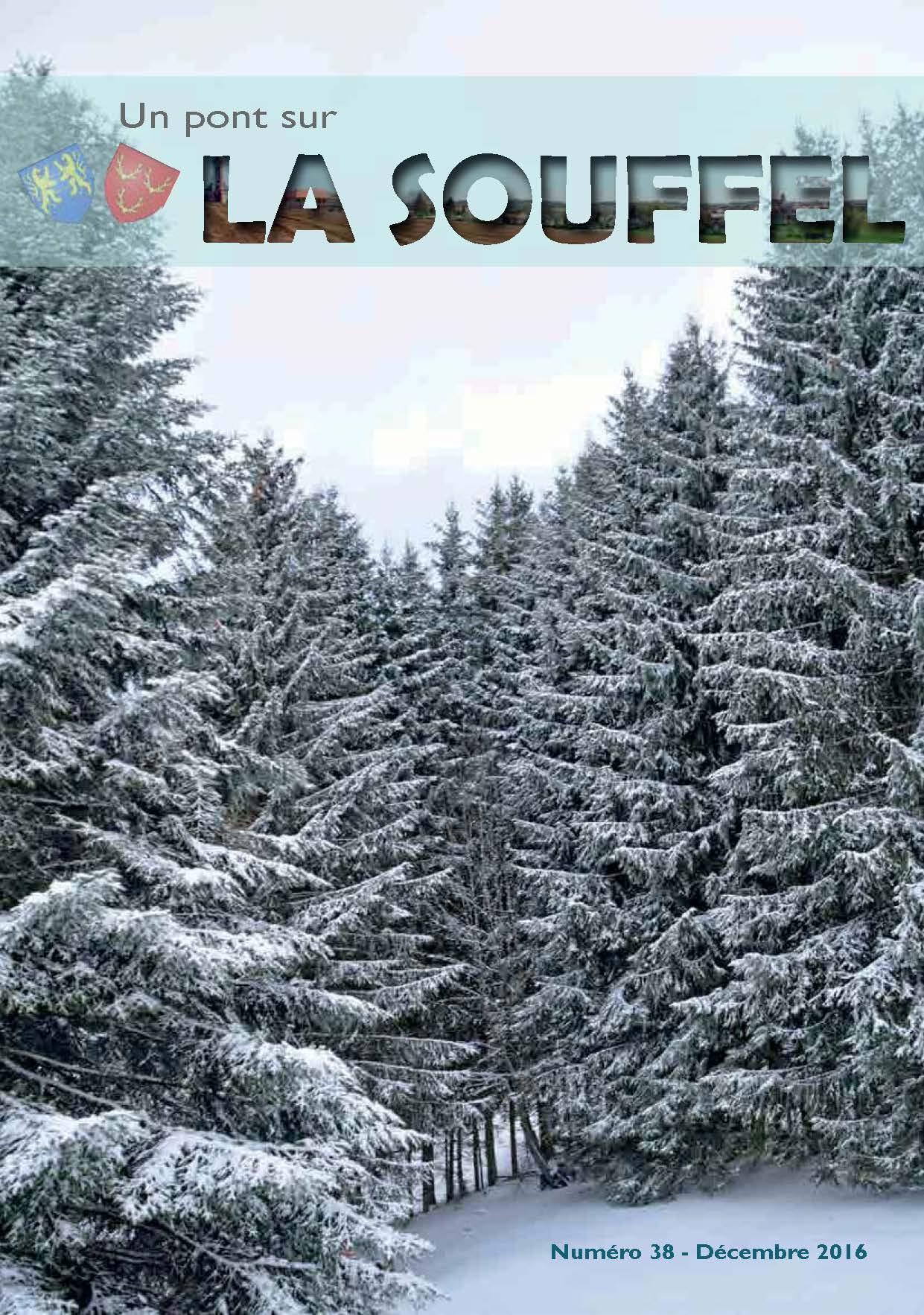 N°38 - Un Pont sur la Souffel - Décembre 2016