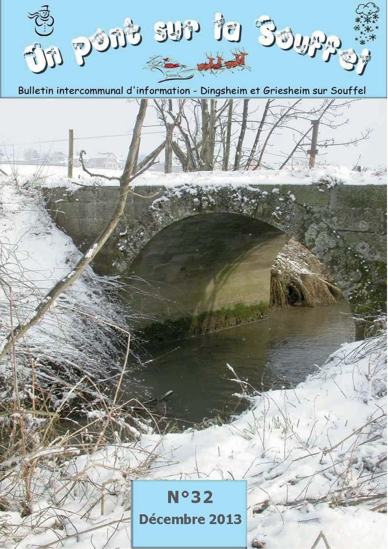 N°32 - Un Pont sur la Souffel - Décembre 2013