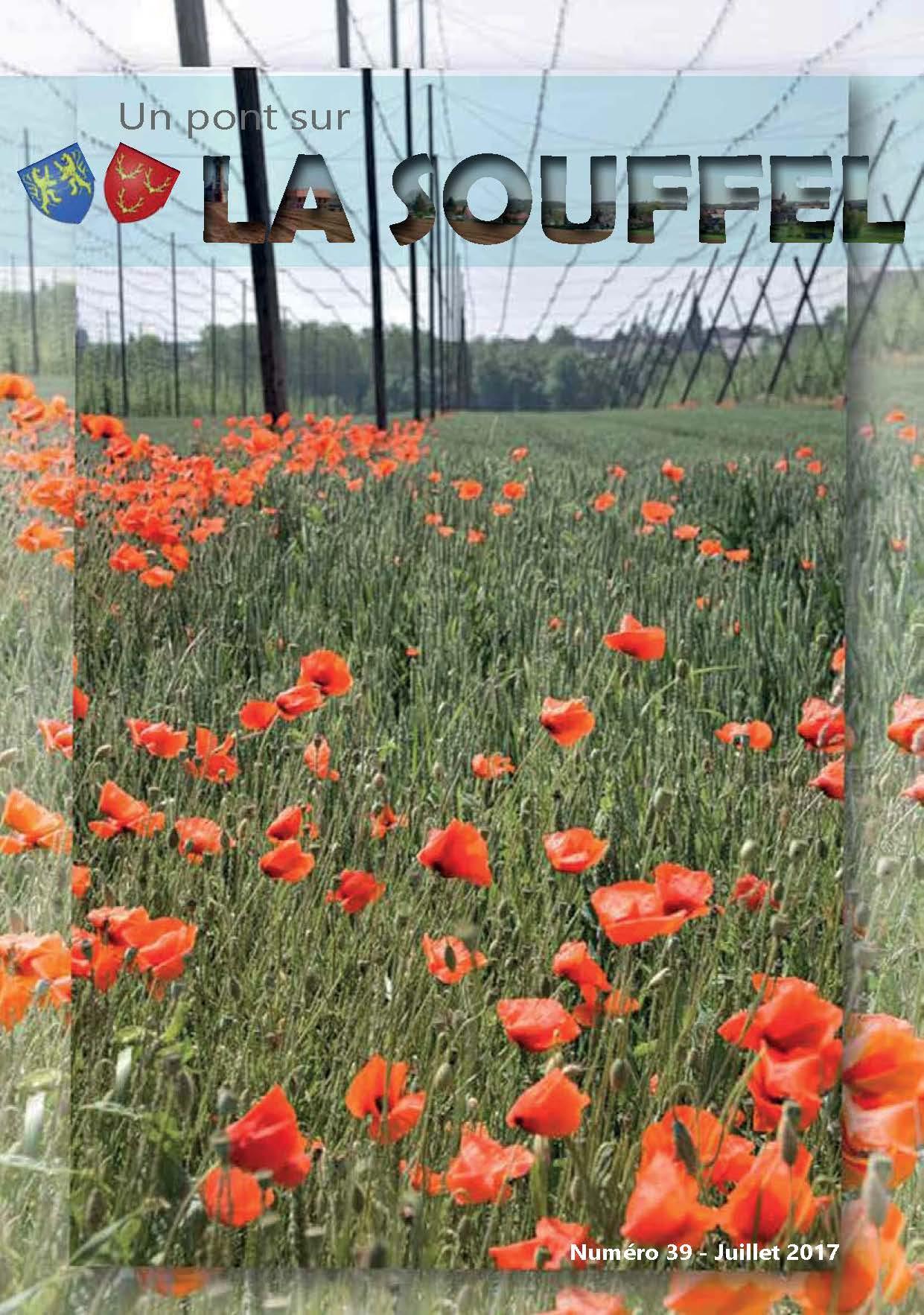 N°39 - Un Pont sur la Souffel - Juillet 2017