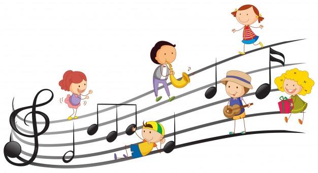 EnfantMusiquePartition