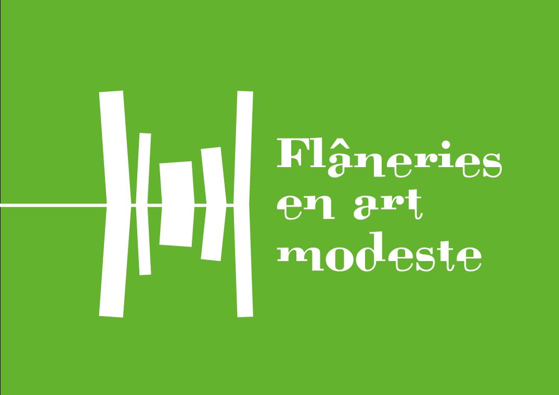 Flâneries en art modeste