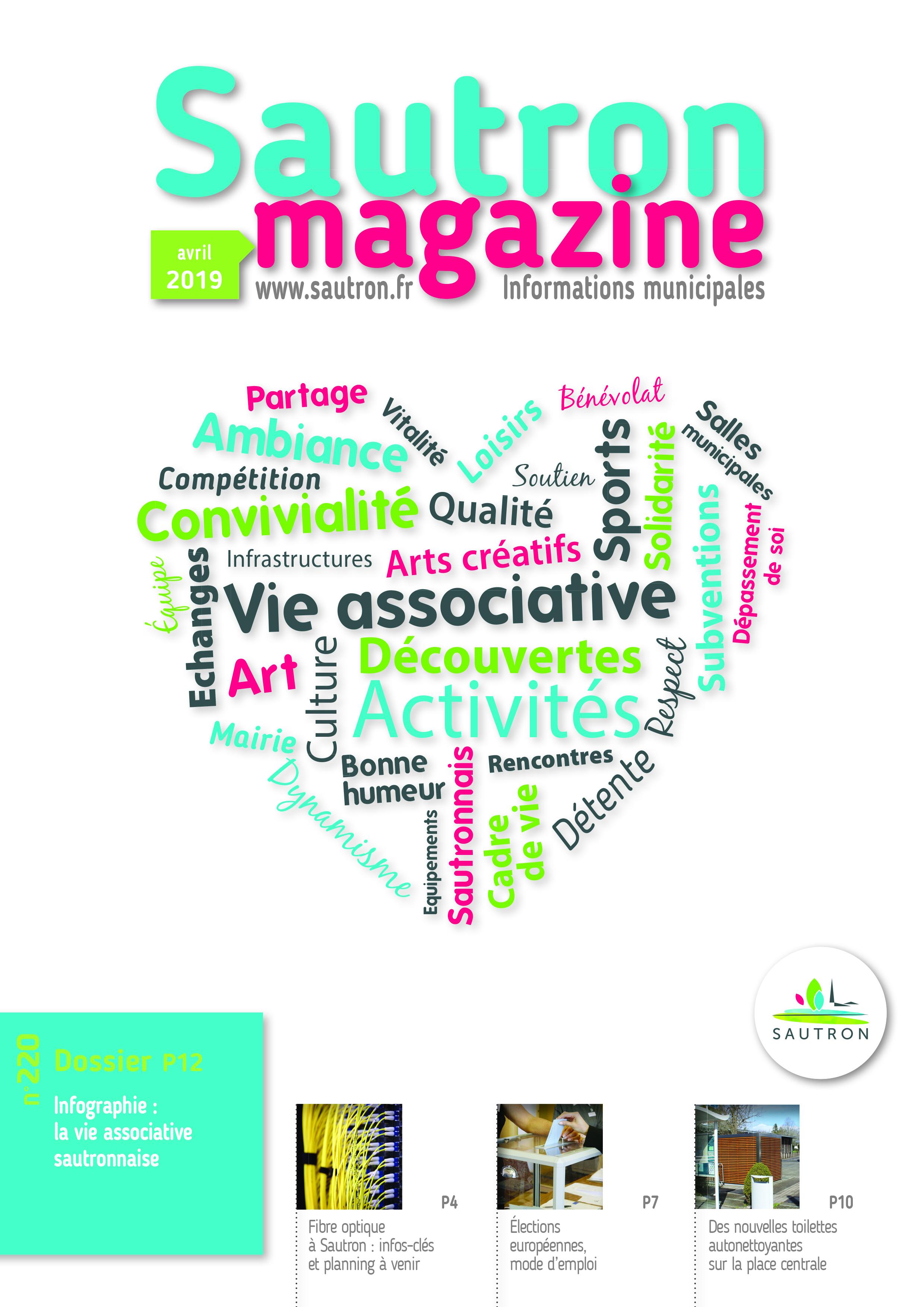 Sautron Magazine Avril 2019