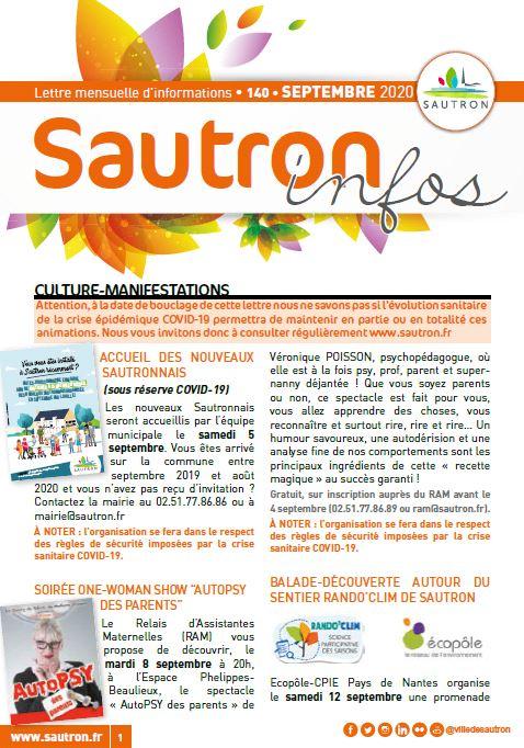lettre Sautron infos sept. 2020.JPG