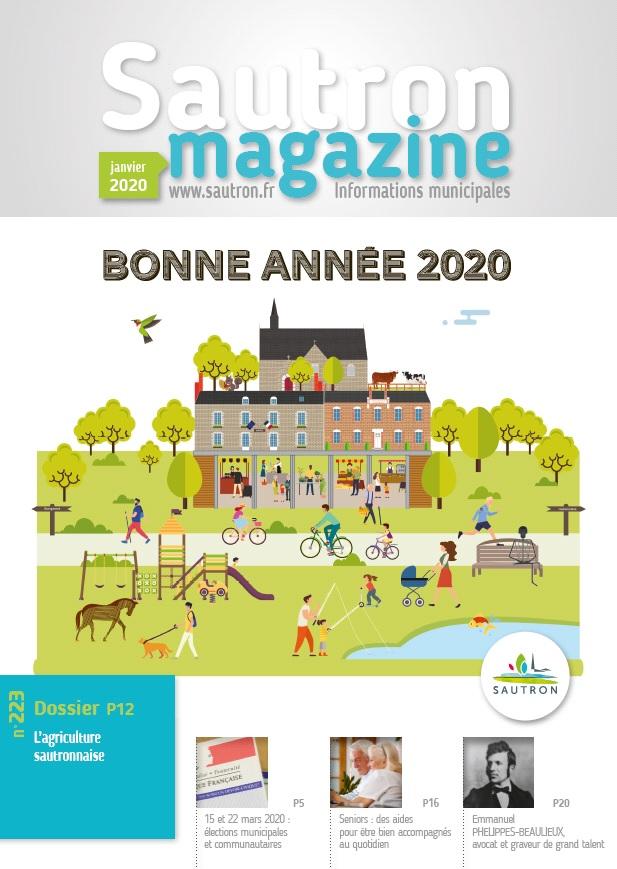 Sautron Magazine Janvier 2020