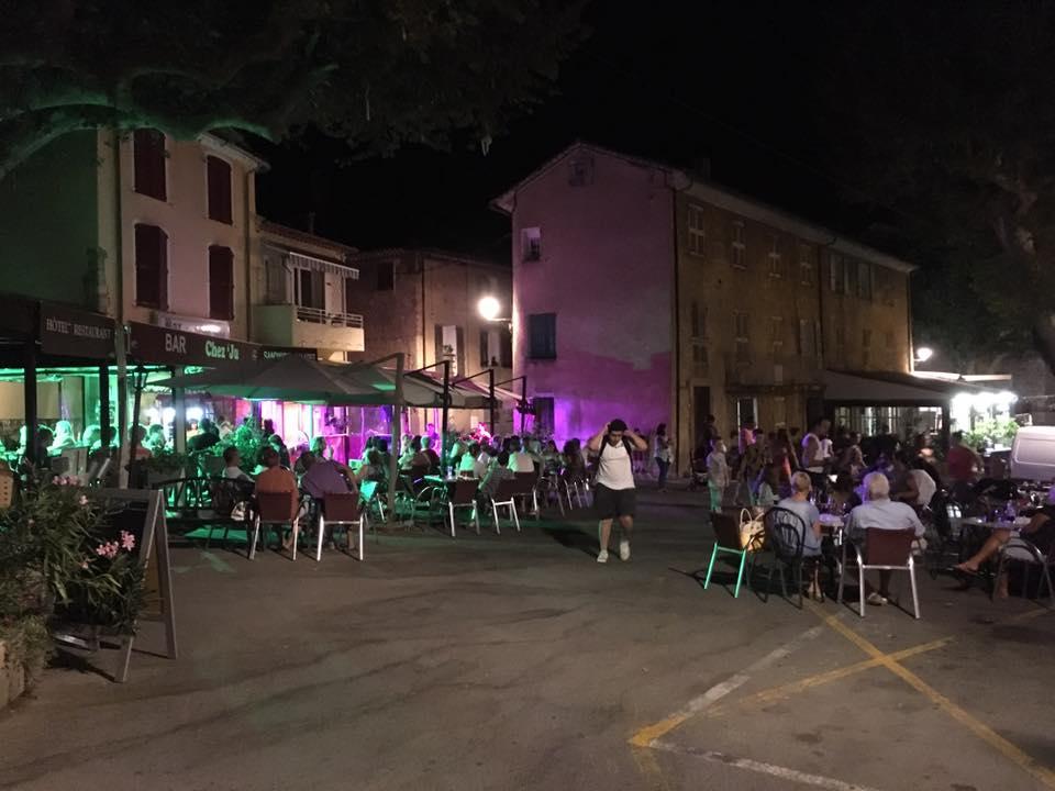 """Bar du Grand Hotel - Chez """"Ju"""""""
