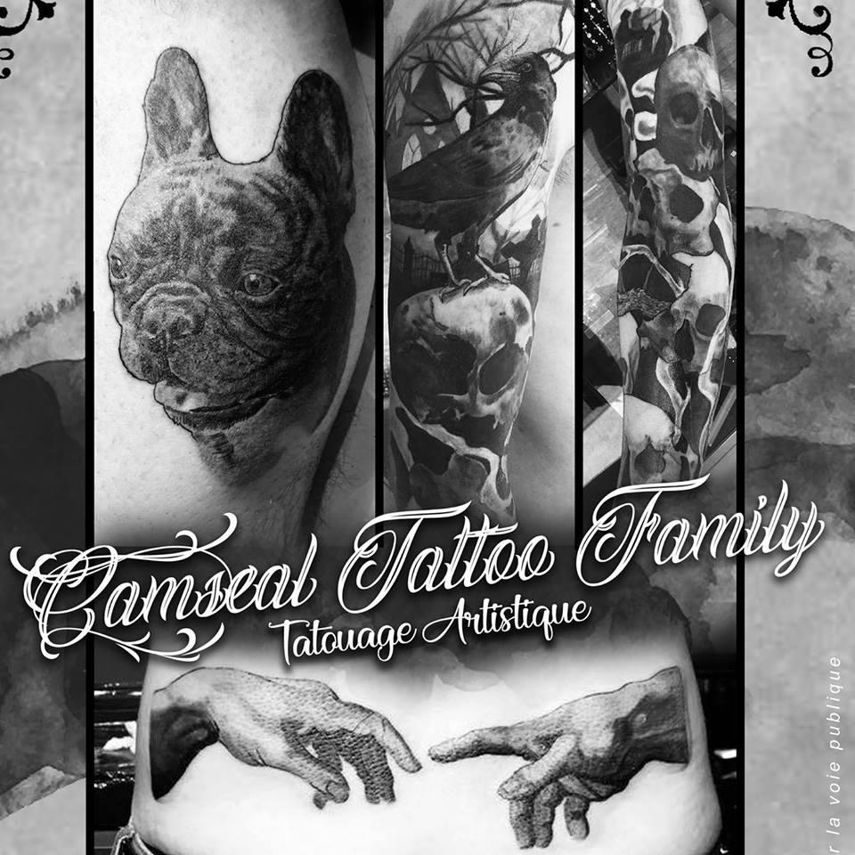Camseal Tatoo Family