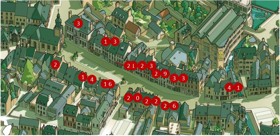 plan cavalier place republique