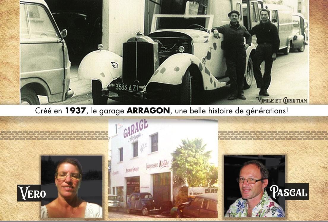 Garage ARRAGON VEPA