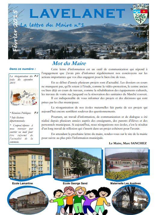Lettre du Maire - Février 2015.JPG