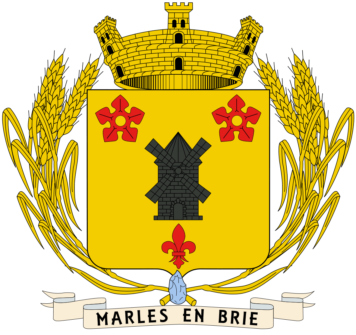 Commune de Marles-en-Brie