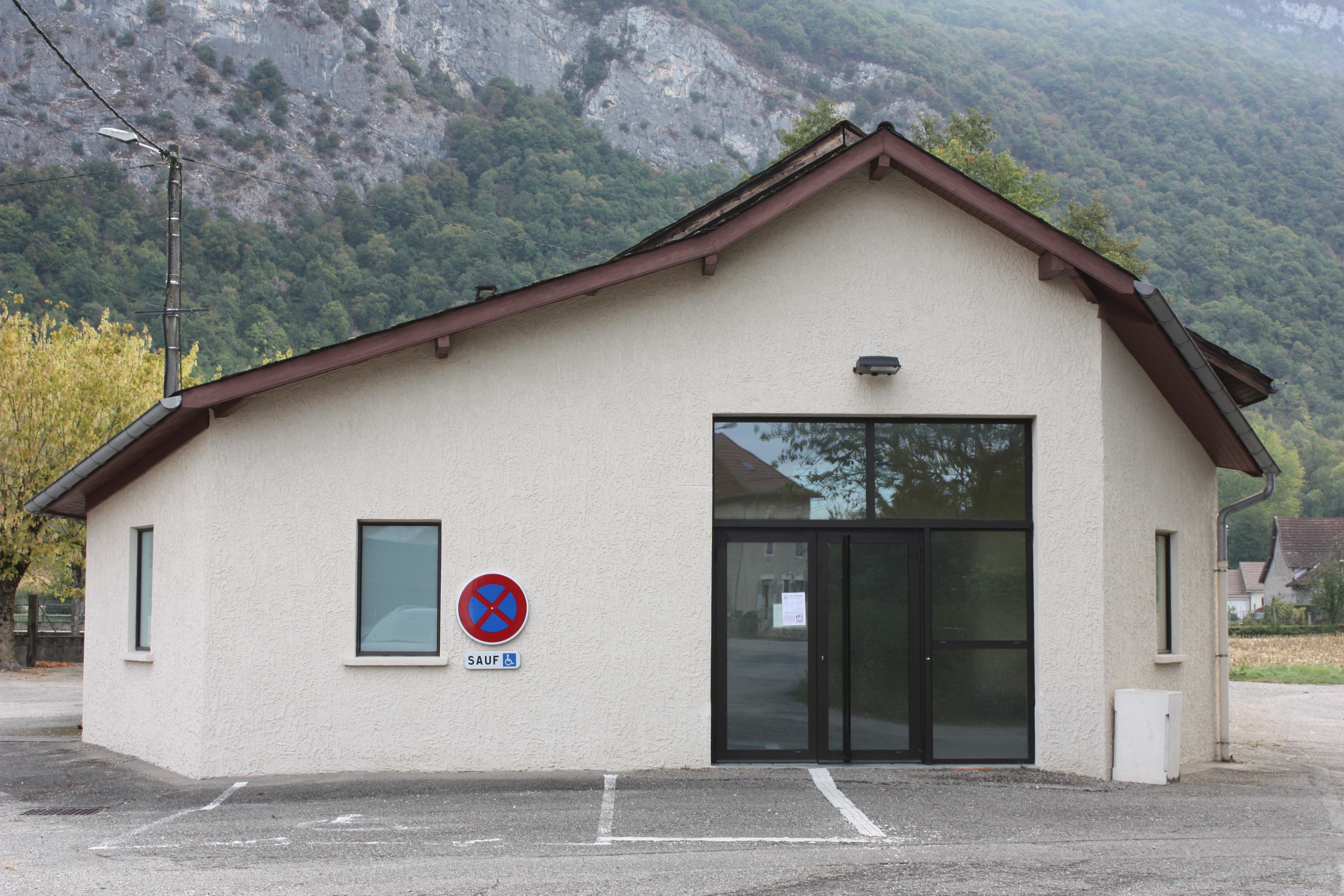 SDF Saint-Benoit