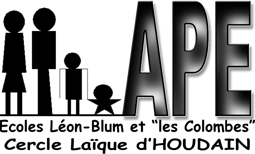 Cercle Laïque d'Houdain APE Ecoles élémentaire Léon Blum & maternelle les Colombes