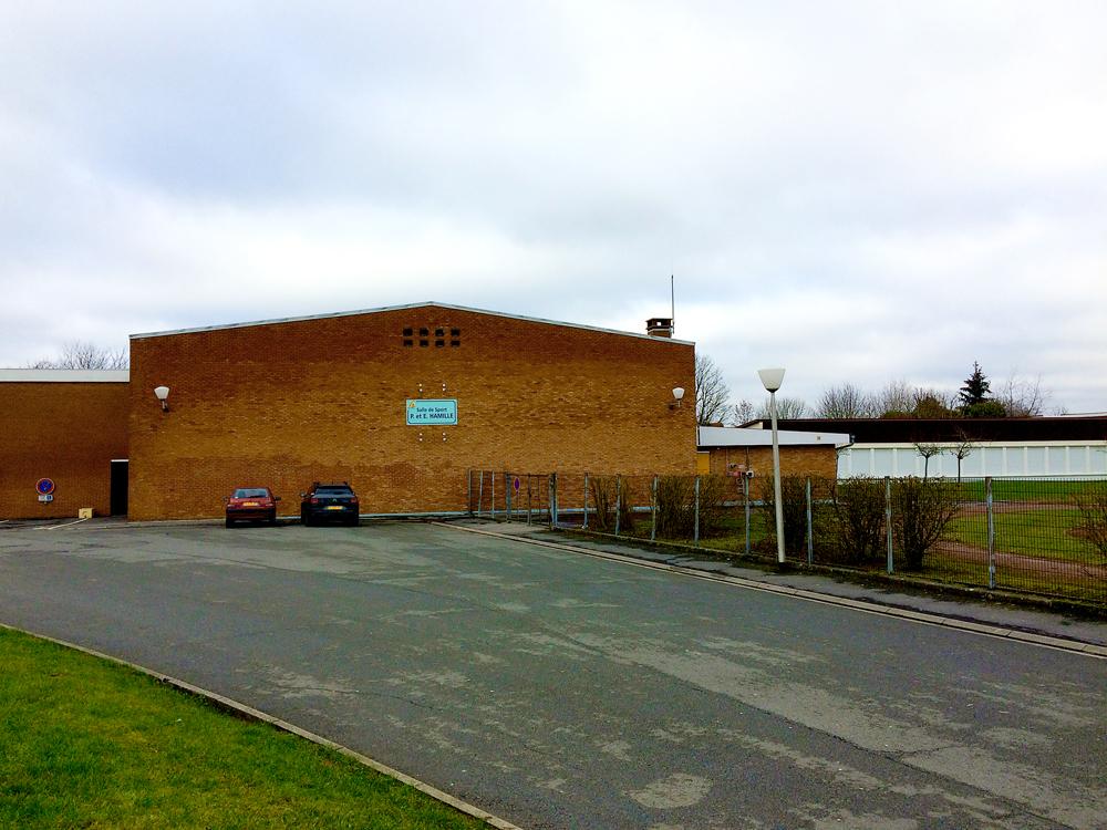 Salle de sports Hamille