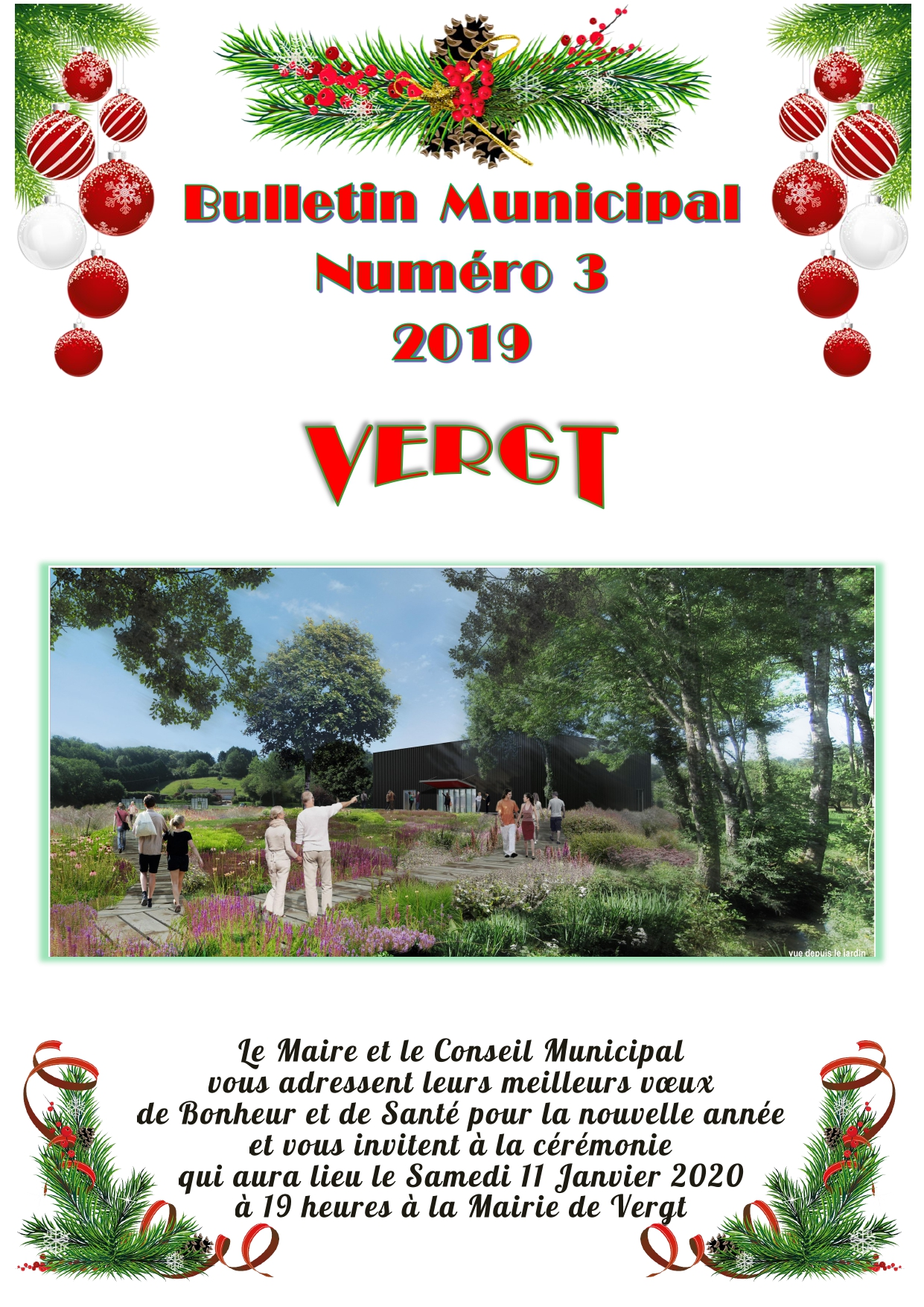 Bulletin Municipal N°3 2019