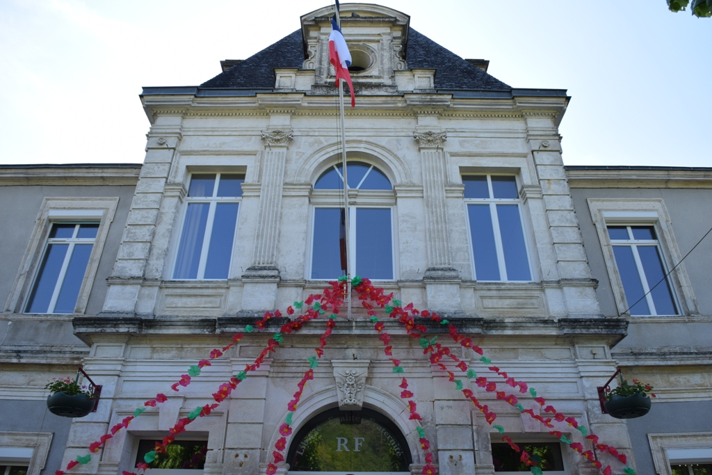 Mairie de Vergt