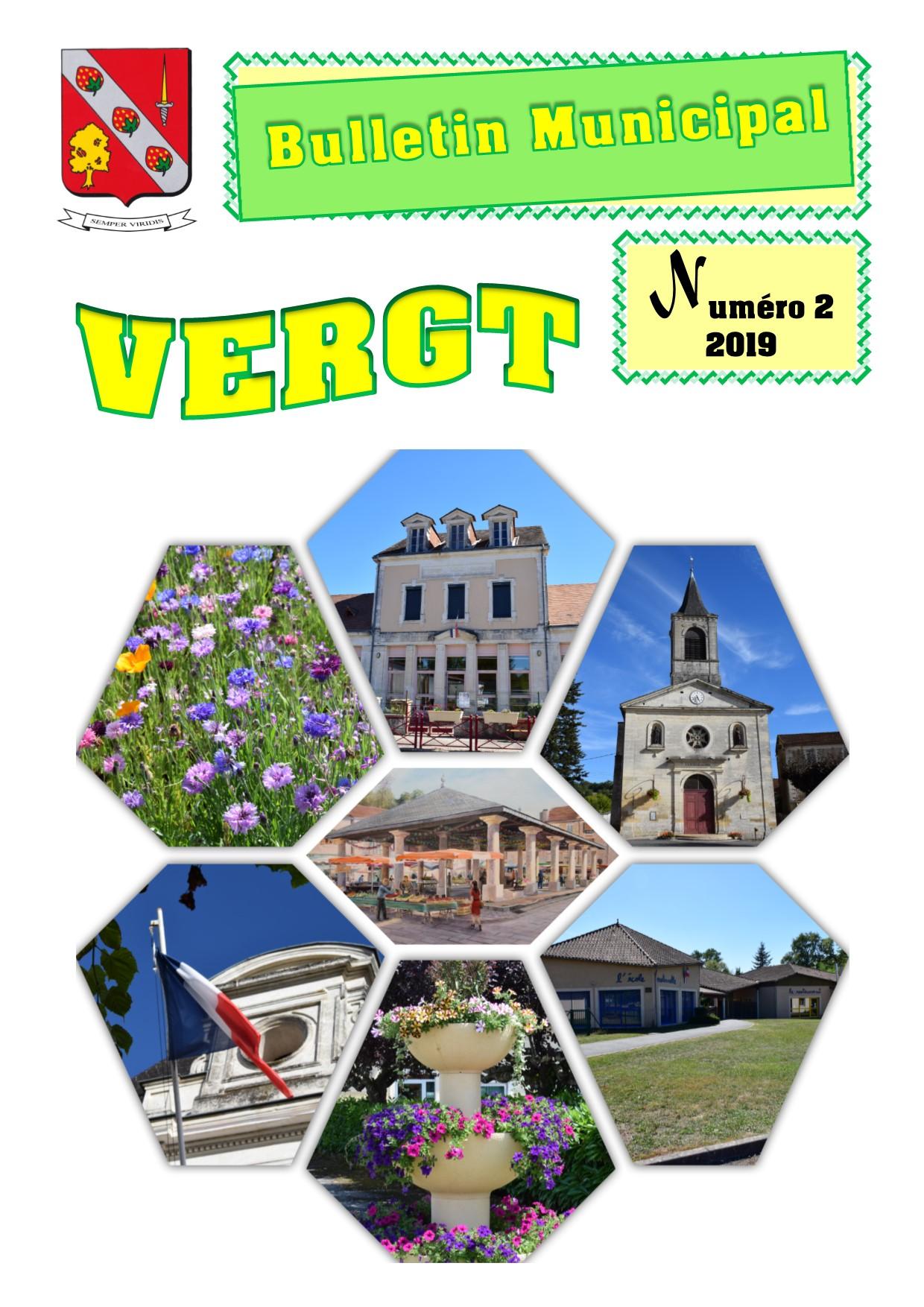 Bulletin Municipal N° 2019