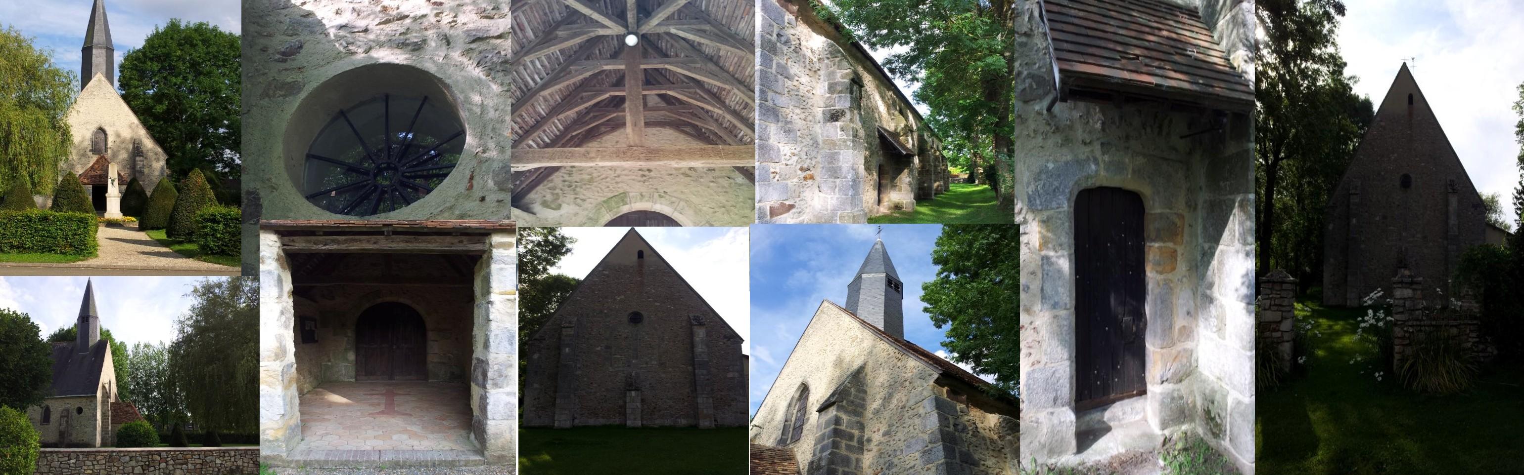 Bandeau église