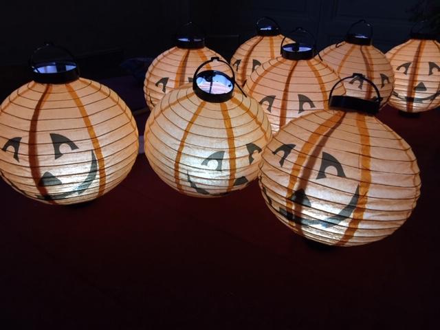 lanterne hallow