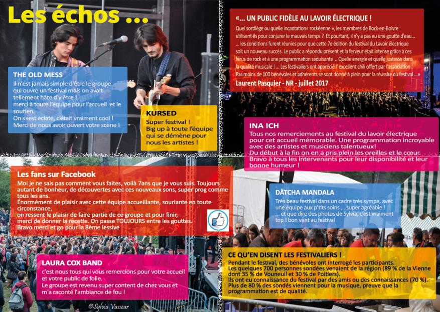 Echos 2017