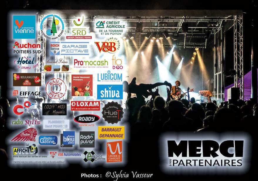 Partenaires 2017